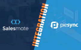 Salesmate Integrates With PieSync to Keep Your Contacts In Sync