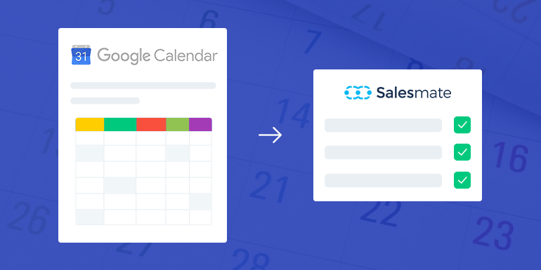 Google Calendar Integration With CRM
