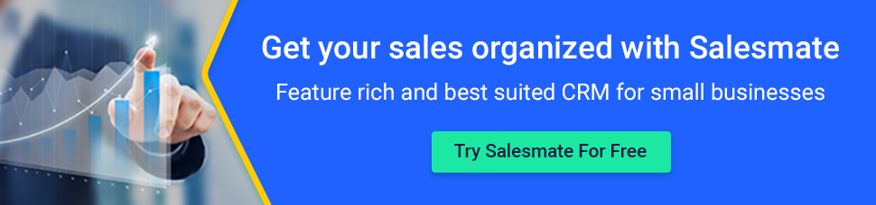 increase sales with Salesmate