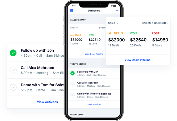 best mobile crm