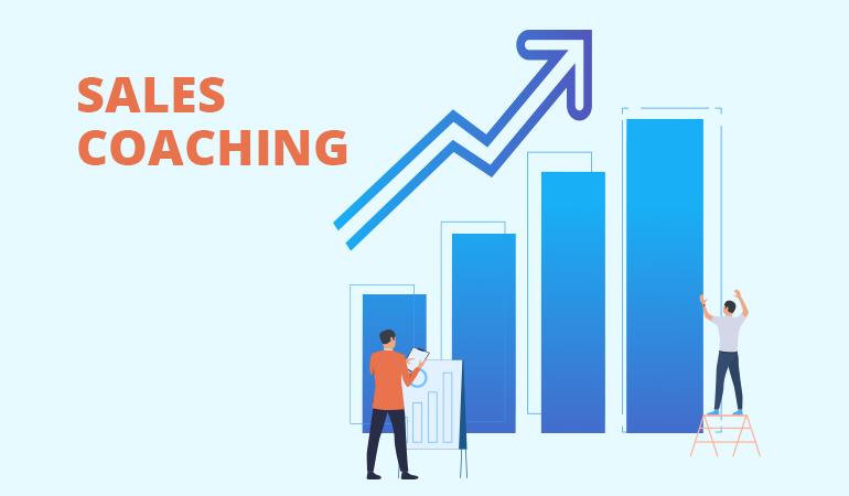 Formal sales coaching program