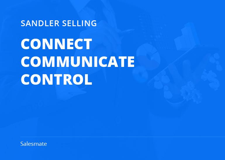 Sandler Sales Methodology