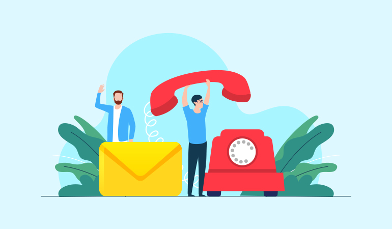 The basics of cold emails and cold calling