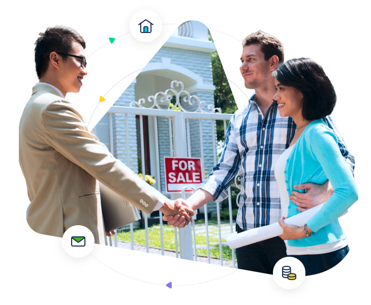 Sell more properties with the best Real Estate CRM