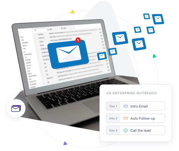 Build to create the best sales email sequences