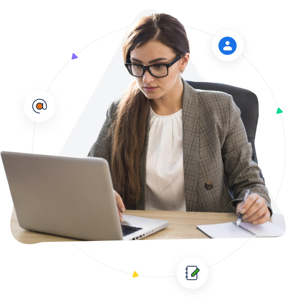 Turn contacts into deals with Contact Management Software