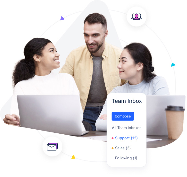 Unite your team on a single platform and grow together