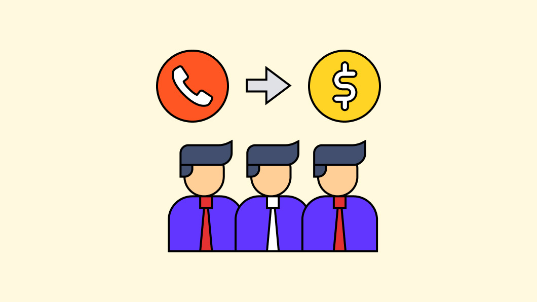 Booking sales follow-Up calls: 7 tips for success