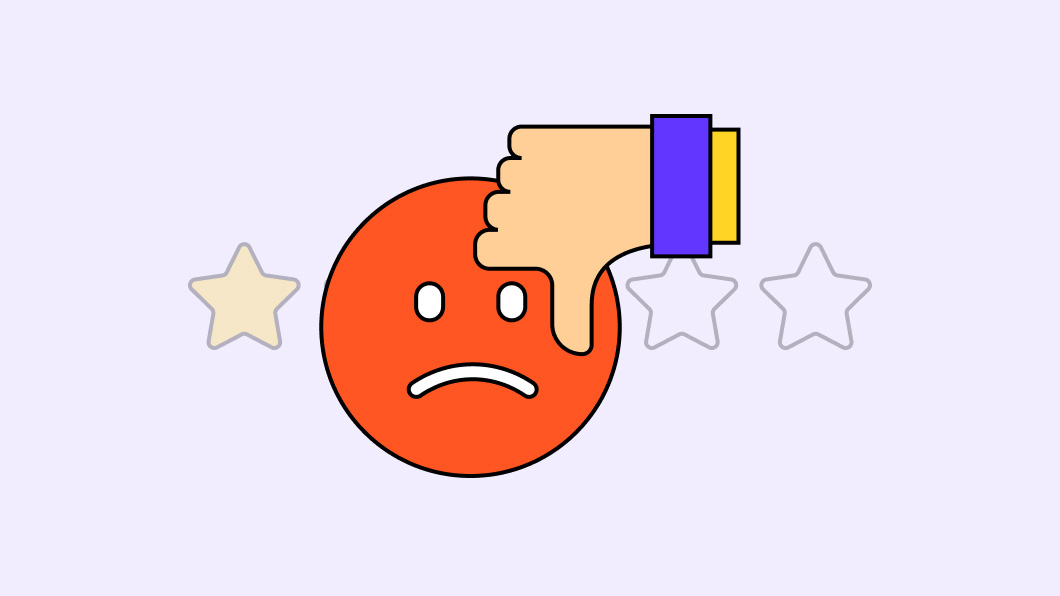 Oops! Bad reviews – How to close deals?
