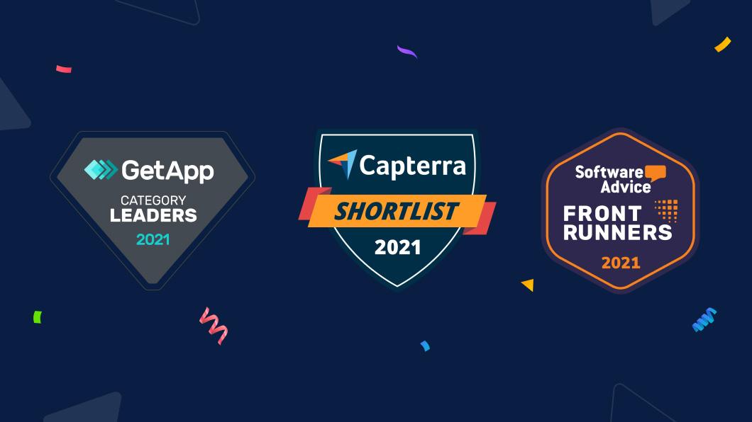Salesmate wins multiple awards from Gartner platforms for 2021