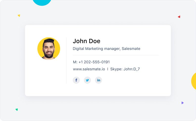 Add country prefix to your contact number